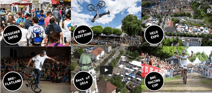 Bike Days Solothurn am kommenden Wochenende vom 08. bis 10. Mai 2015