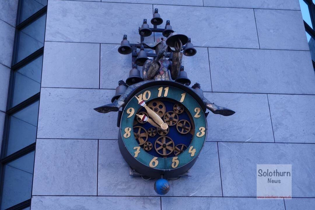 Solothurn Uhr – Oufi