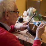 Silberschmid Juan Carlos Pallarols aus Buenos Aires - Bildquelle Marie-Sophie Pascher