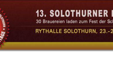 14. Solothurner Biertage