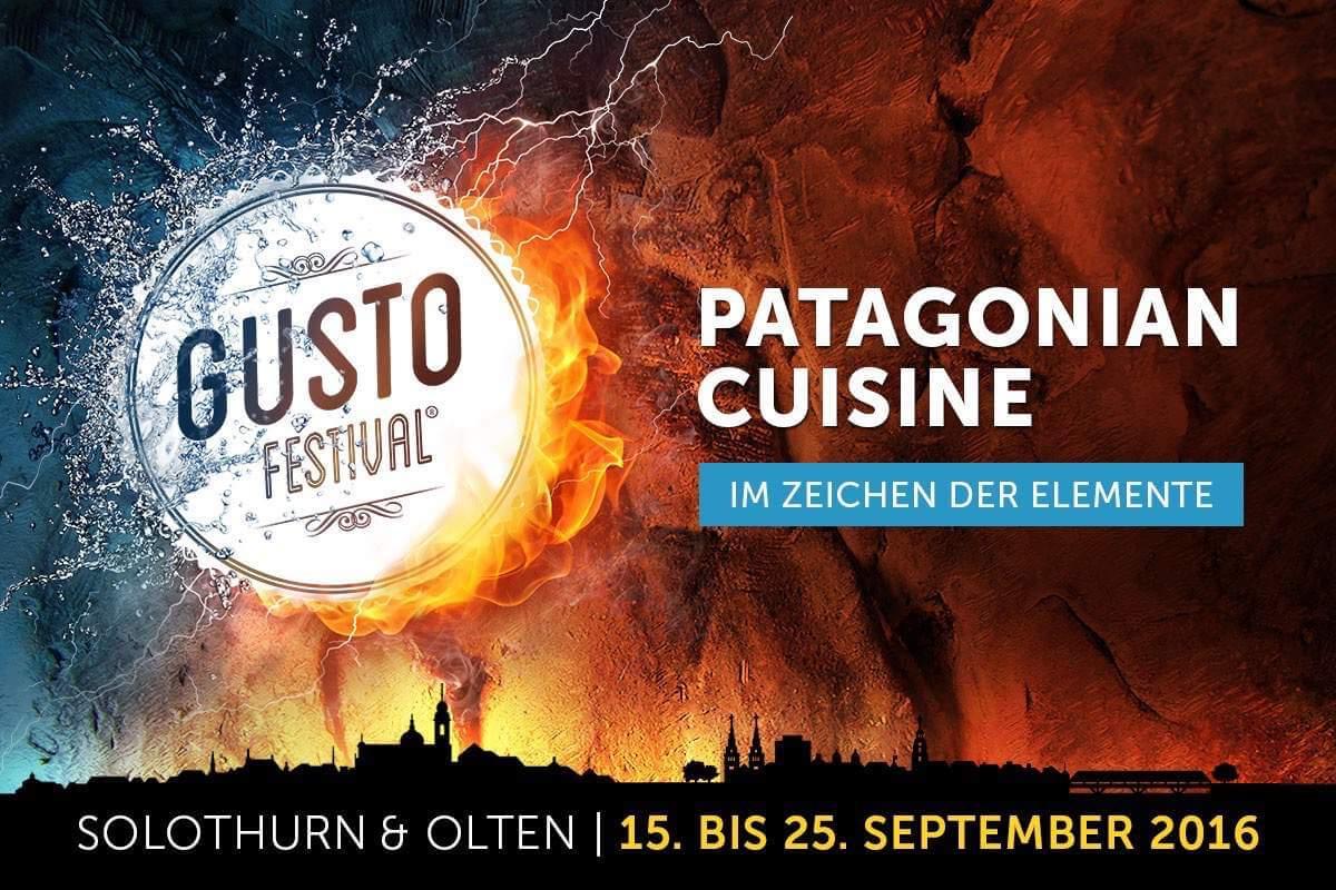 Gustofestival 2016 – Patagonische Küche im Fokus