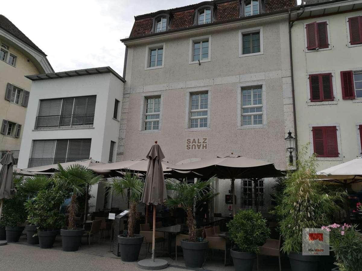 Restaurant SALZHAUS