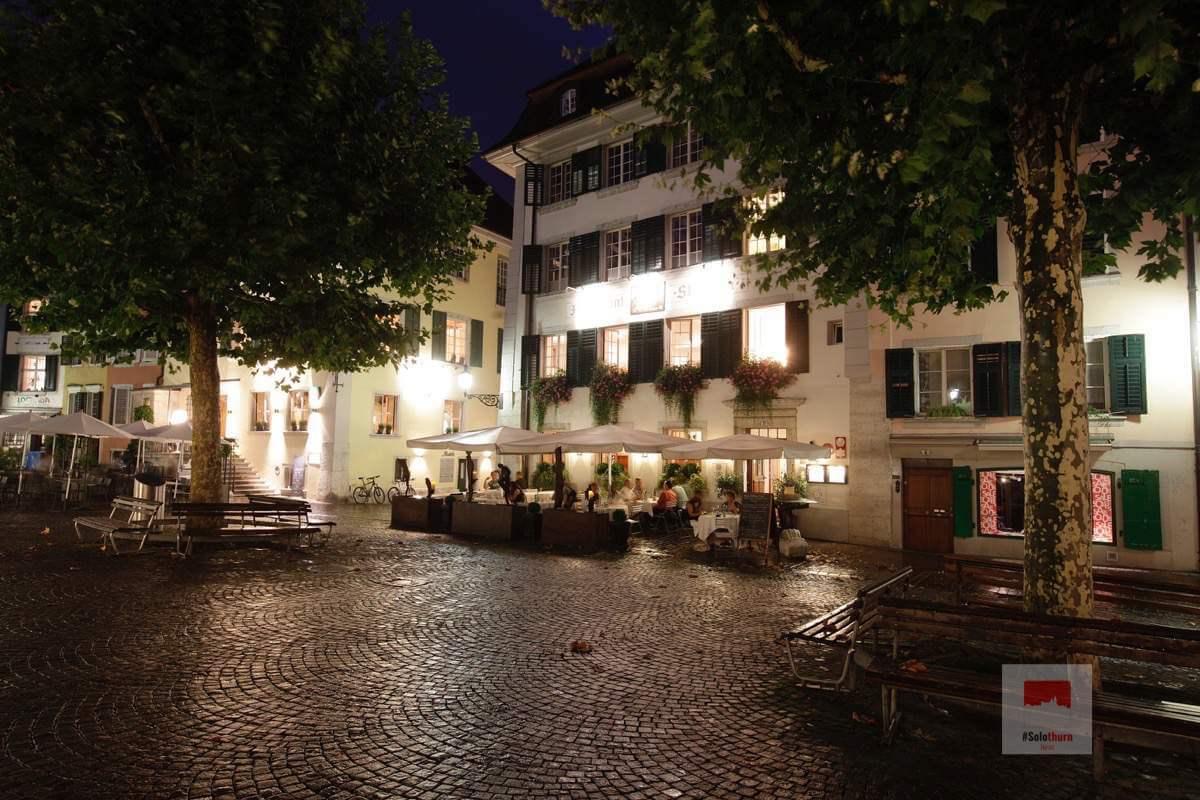 Restaurant zum Alten Stephan Solothurn