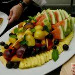 Die Früchte am Desserttisch - Bildquelle Martin Rechsteiner