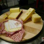 Der Käse am Desserttisch - Bildquelle Martin Rechsteiner