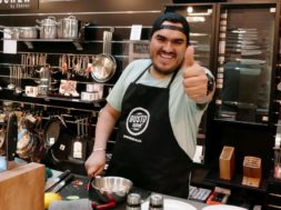 Ceviche Workshop mit Anthony Vásquez – Gustofestival 2017