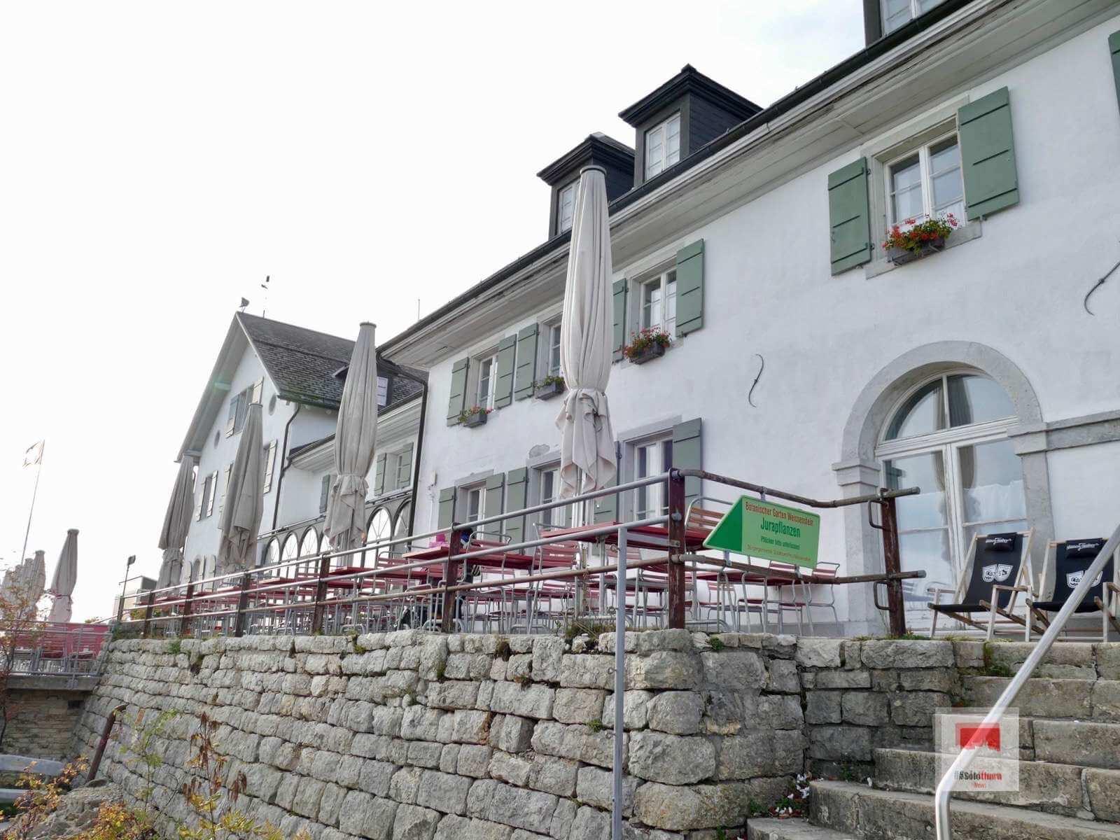 Das Kurhotel Weissenstein