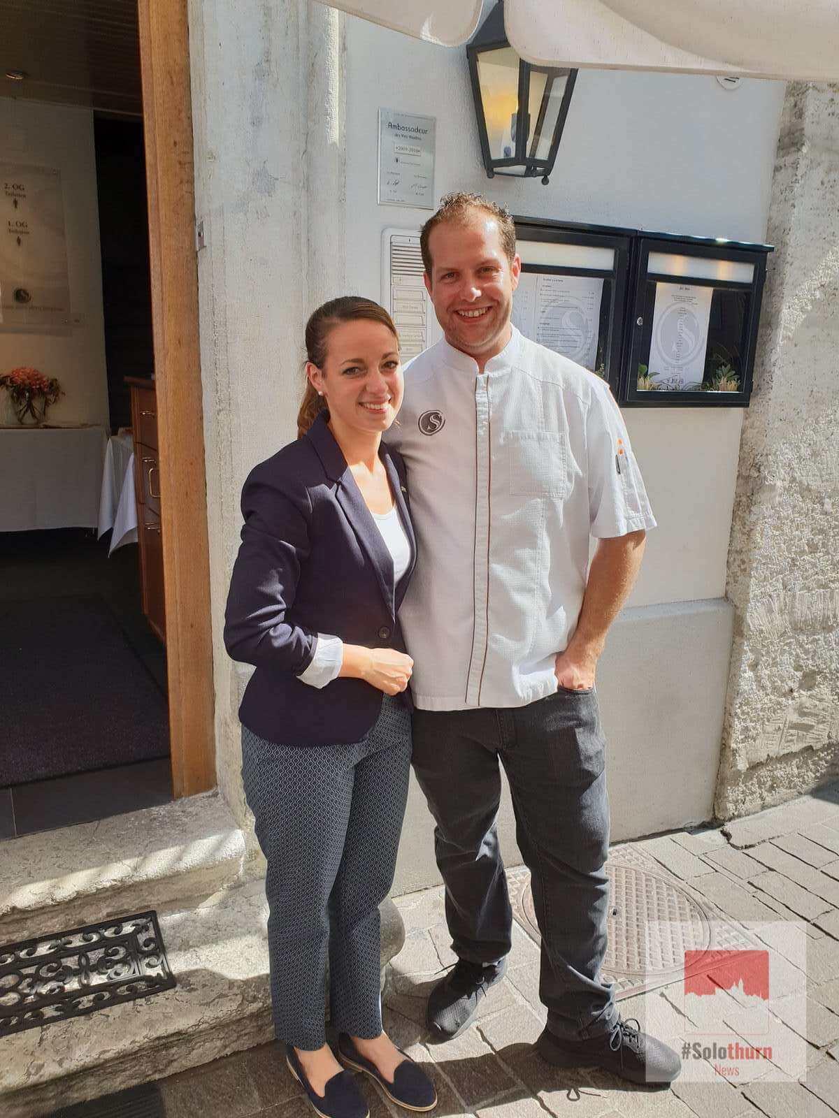 Tamara & Stefan Bader (Restaurant Zum alten Stephan, Solothurn)