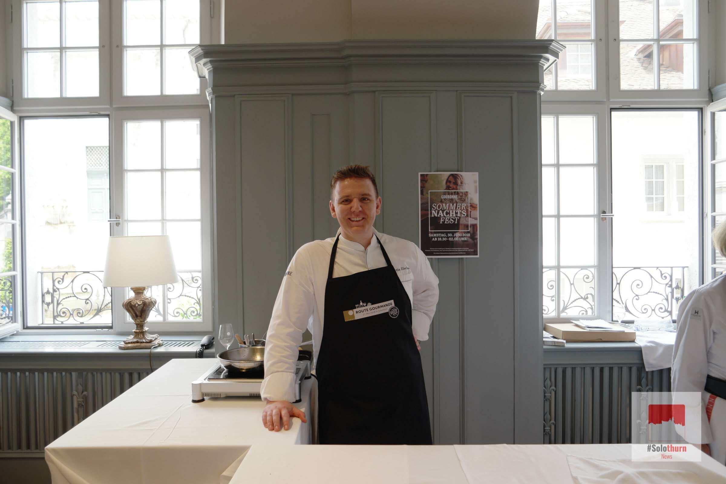 Martin Elschner (Hotel de la Couronne)