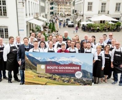 6. Route Gourmande Solothurn – 2018