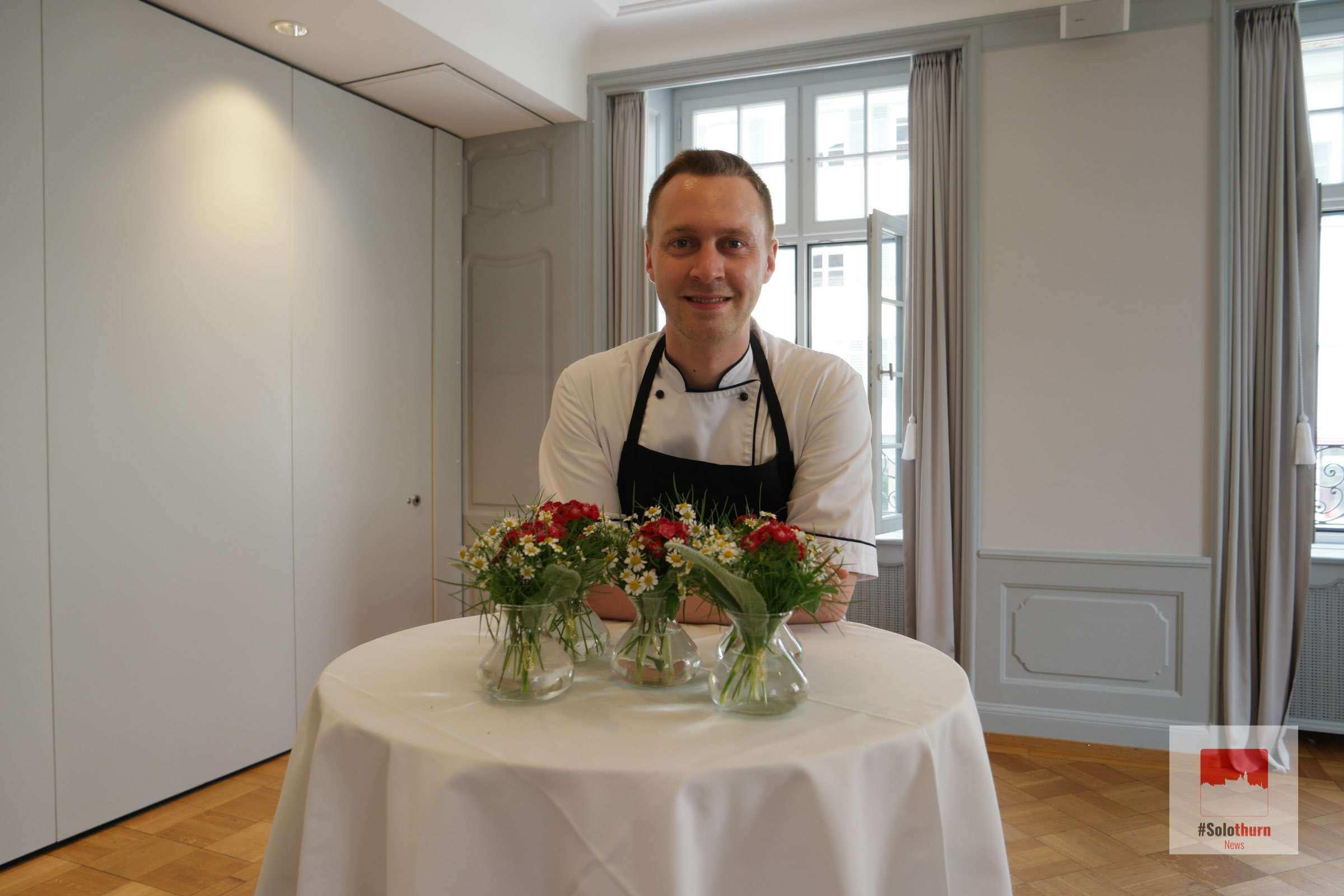Thomas Witmer(Restaurant Chutz, Langendorf)