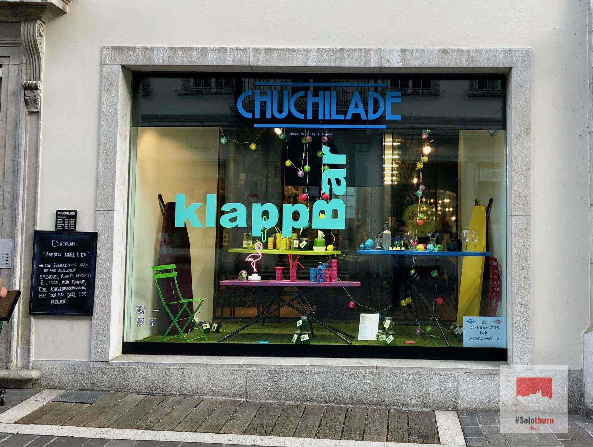 Chuchilade Solothurn