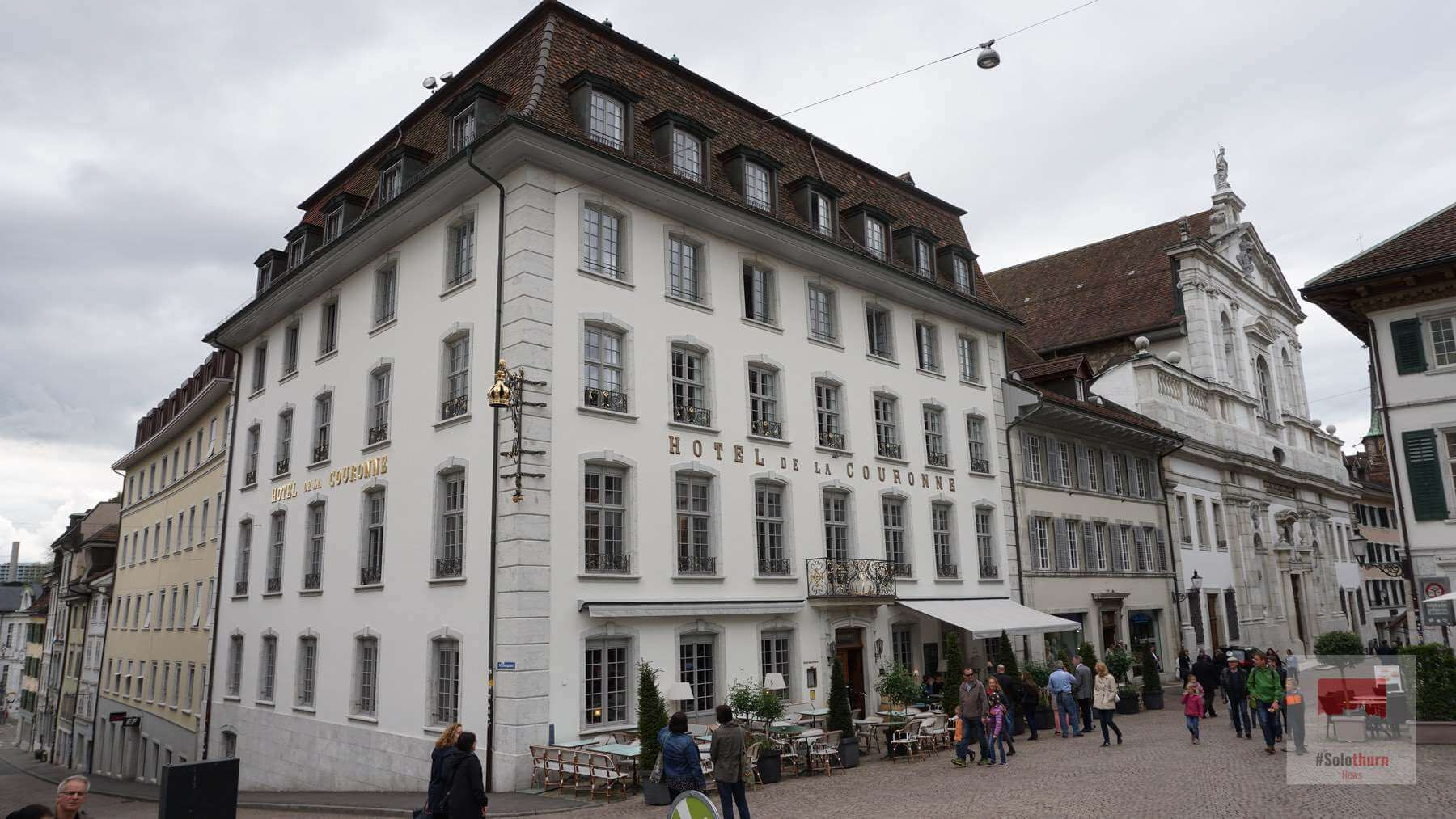 Hotel Couronne Solothurn
