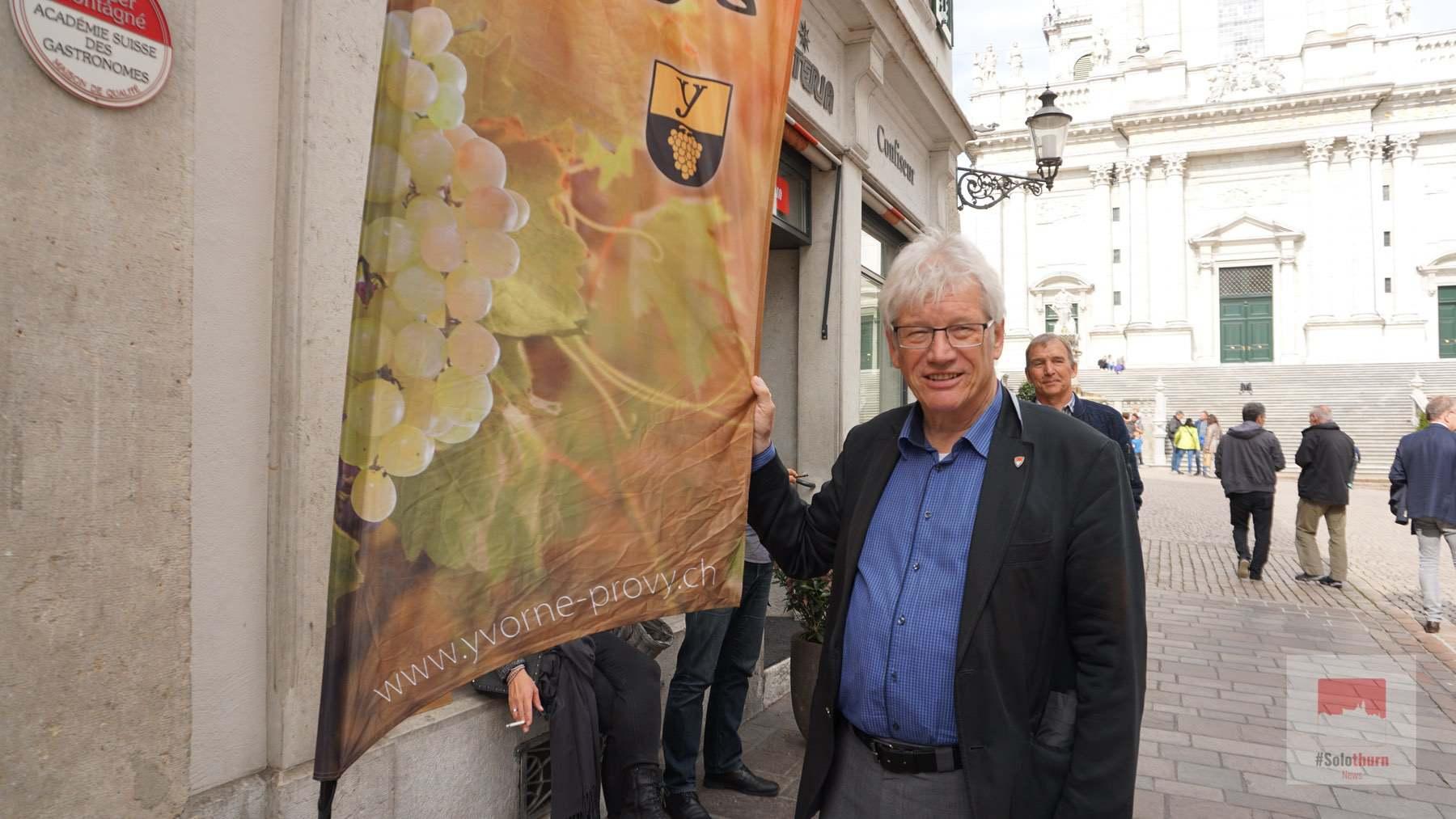 Peter Wagner - Unser Solothurn-Kenner und Tourleiter